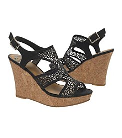 "Fergalicious® ""Kammi"" Wedge Sandals"