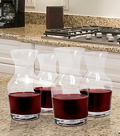 Epicureanist™ Mini Decanter Flight Set