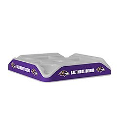 NFL® Baltimore Ravens Tent and Pole Caddy
