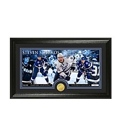 Steven Stamkos Bronze Coin Panoramic Photo Mint by Highland Mint