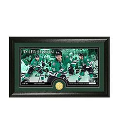 NHL® Dallas Stars Tyler Seguin Bronze Minted Coin Panoramic Photo
