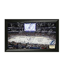 Tampa Bay Lightning Signature Rink by Highland Mint