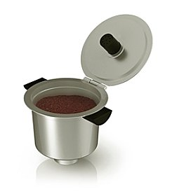 Mind Reader Metal Reusable K-Cup