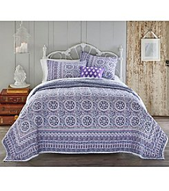 Jessica Simpson Mosaic Border Quilt Collection