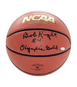 Steiner Sports Memorabilia Men's Bob Knight Signed NCAA Basketball