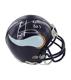 Steiner Sports NFL® Minnesota Vikings Cris Carter Signed Mini Helmets with Inscription