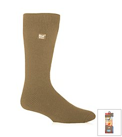 Heat Holders Men's Stonewash Bigfoot Thermal Socks