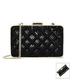 MICHAEL Michael Kors® Elsie Quilted Leather Box Clutch