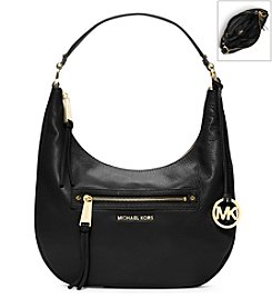 MICHAEL Michael Kors® Rhea Leather Meduim Shoulder Bag