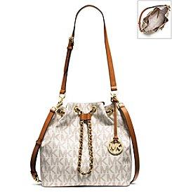 MICHAEL Michael Kors® Frankie Drawstring Logo Shoulder Bag