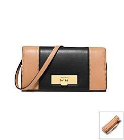 MICHAEL Michael Kors® Callie Color-Block Leather Clutch