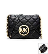 MICHAEL Michael Kors® Fulton Quilted-Leather Crossbody