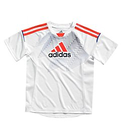 adidas® Boys' 2T-7X Climacool Charge Tee