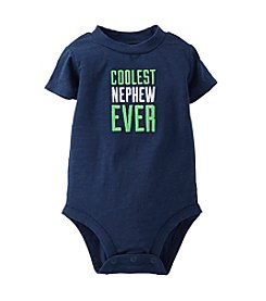 Carter's® Baby Boys' Coolest Nephew Bodysuit