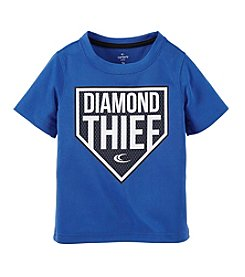 Carter's® Baby Boys' Diamond Thief Athletic Tee