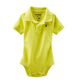 OshKosh B'Gosh® Baby Boys' Collared Bodysuit