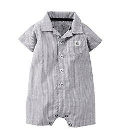 Carter's® Baby Boys' Cotton Striped Romper