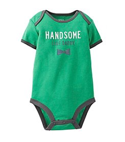 Carter's® Baby Boys' Handsome Like Daddy Bodysuit