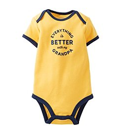 Carter's® Baby Boys' Better With Grandpa Bodysuit
