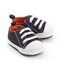Cuddle Bear® Baby Boys' Canvas Sneakers