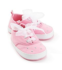 Cuddle Bear® Baby Girls' Canvas Sneakers