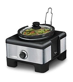 Bella 2.5-Qt. Linkable Slow Cooker With Serving Spoon