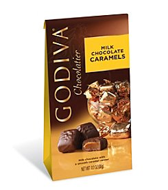 Godiva Chocolatier Milk Chocolate Caramels