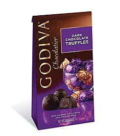 Godiva® Chocolatier Dark Chocolate Truffles