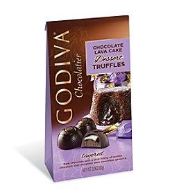 Godiva® Chocolatier Lava Cake Dessert Truffles