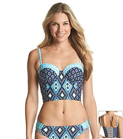 Kenneth Cole REACTION® Coastal Escapade Bustier Top