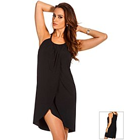 Magicsuit® Draped Dress Cover Up