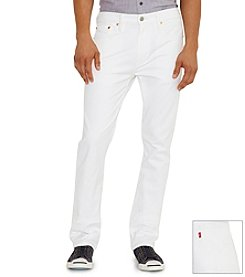 Levi's® Men's 513™ Slim Straight Fit White