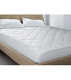 Blue Ridge Home Fashions 250-Thread Count Waterproof Mattress Pad