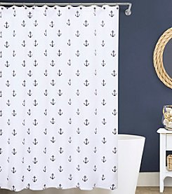 LaMont Home® Anchors Shower Curtain