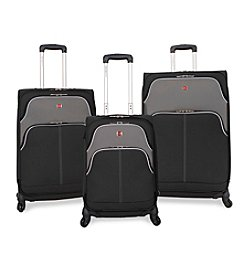 SwissGear® 7377 Aubon Upright Spinner Luggage Collection