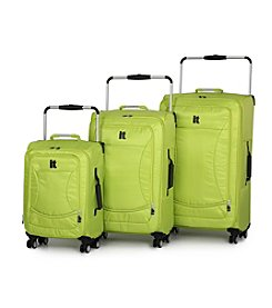 IT Luggage World's Lightest® Semi-Expander Luggage Collection