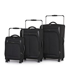 IT Luggage World's Lightest® Premium Black Luggage Collection