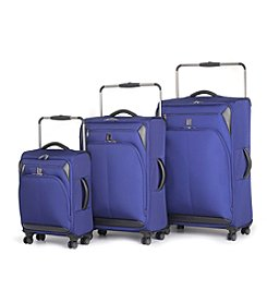 IT Luggage World's Lightest® Premium Navy Luggage Collection