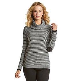 Rafaella® Pullover Cowlneck Sweater