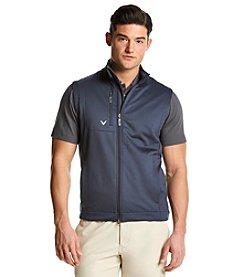 Callaway® Men's Full Zip Stretch Fleece Vest