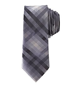 Calvin Klein Boys' Plaid Tie
