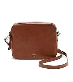 Fossil® Brown Sydney Crossbody