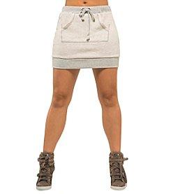 Poetic Justice® Drawstring Skirt
