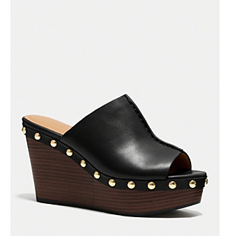 COACH HELLENA WEDGE