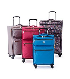 Lucas Expandable Spinner Luggage Collection