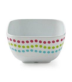 LivingQuarters Confetti Dip Bowl