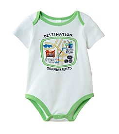Cuddle Bear® Baby Boys' Grandparents Bodysuit
