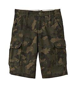 Ruff Hewn Boys' 8-16 Camo Cargo Shorts