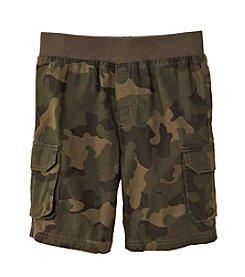 Ruff Hewn Boys' 2T-7 Camo Shorts