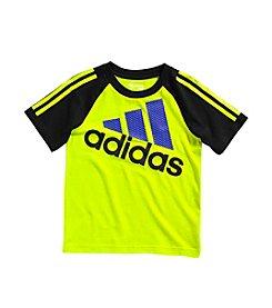 adidas® Boys' 2T-7X Short Sleeve Tee